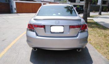 HONDA ACCORD V6 2011 completo