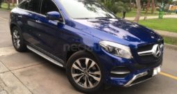 Mercedes Benz Gle 400 4matic 2017